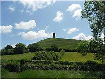 ST5138 : Glastonbury Tor by Pam Goodey