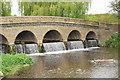 TQ4871 : Five Arches Bridge by Claire Stretch