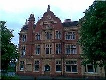SJ7996 : Trafford Park Hotel.1 by R lee