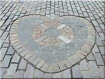 NT2573 : Heart of Midlothian by kim traynor