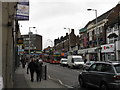 TQ1885 : Wembley - High Road by Peter Whatley