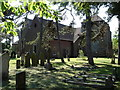 TM3135 : Church of St. Peter and St. Paul, Old Felixstowe by Oxymoron
