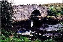 C0931 : Lackagh Bridge - On R245 near Doe Castle by Joseph Mischyshyn