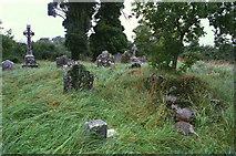 N8792 : Graveyard at Drumbride, Co. Meath by Kieran Campbell