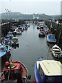TA0588 : Scarborough Harbour by Keith Evans
