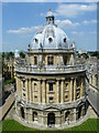 SP5106 : Oxford - Radcliffe Camera by Peter Trimming