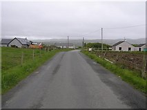 C4250 : Road at Claragh by Kenneth  Allen