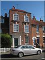 TQ7735 : High House, High Street, Cranbrook, Kent by Oast House Archive