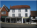TQ7736 : Quilty's Dry Cleaners, High Street, Cranbrook, Kent by Oast House Archive