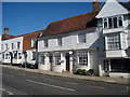 TQ7736 : Solicitors, High Street, Cranbrook, Kent by Oast House Archive