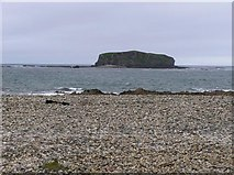 C3952 : Beach at Carrickabraghy (1) by Kenneth  Allen