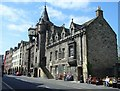 NT2673 : Canongate Tolbooth by kim traynor