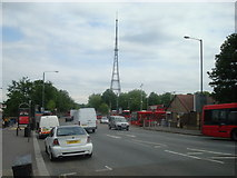 TQ3370 : Crystal Palace Parade, London SE19 by Stacey Harris
