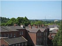 SE3320 : Wakefield skyline by Mike Kirby