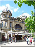 SK0573 : Opera House, Buxton by Colin Smith