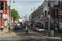 TQ2470 : Wimbledon Hill Road by Peter Trimming