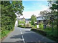 NY2223 : Entry to Braithwaite at the foot of the Winlatter pass. by Ann Clare