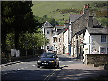 SD6592 : Finkle Street, Sedburgh by Peter Bond