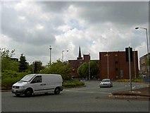 SO9098 : Brewery Island Wolverhampton # 2 by Steve  Fareham