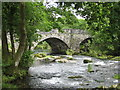 NY3403 : Skelwith Bridge, Lake District by Richard Rogerson