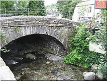 SD3097 : Bridge in Coniston, Cumbria by Richard Rogerson