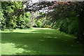 SK5646 : Bestwood Lodge formal gardens by Kate Jewell