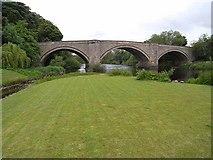 NZ2115 : Piercebridge Bridge by Oliver Dixon