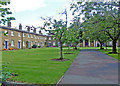 TQ3877 : Queen Elizabeth's College and Lambard House by Dennis Turner
