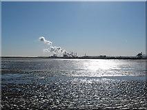 NZ5626 : Corus steel works, Teeside by peter robinson