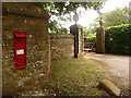 SY7395 : Waterston: postbox № DT2 123 by Chris Downer
