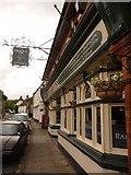 ST6601 : Cerne Abbas: the Giant Inn by Chris Downer