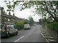 SE1228 : Shelf Moor Road - Wade House Lane by Betty Longbottom