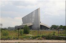 SJ8097 : Imperial War Museum North by Chris Allen