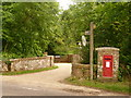 SY6695 : Forston: postbox № DT2 78 by Chris Downer