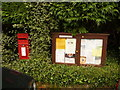 SY6593 : Stratton: postbox № DT2 173, Dorchester Road by Chris Downer