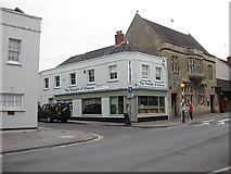 ST5038 : Post Office and deli, Glastonbury by Pauline E