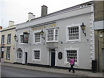 ST5038 : Beckets Inn, High Street, Glastonbury by Pauline E