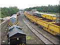 TQ5846 : Sidings near Tonbridge Railway Station (1) by David Anstiss