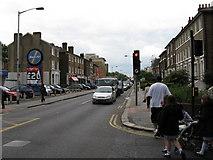 TQ3266 : St. James Road, Croydon by Dr Neil Clifton