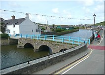 SS2006 : Nanny Moore's Bridge, Bude by Humphrey Bolton