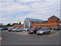 SJ7994 : Stretford Mall by david newton