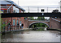 SO8555 : Worcester and Birmingham Canal by Pierre Terre