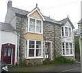 SX1083 : Houses, Camelford by Humphrey Bolton