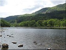 NN5810 : Loch Lubnaig looking south-west by James Denham