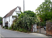 TR1859 : King Street, Fordwich by pam fray