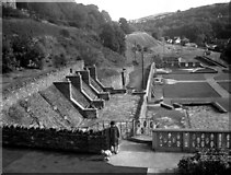 SC4384 : Laxey Valley Gardens by Dr Neil Clifton