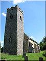 TG2303 : St Edmund's church by Evelyn Simak