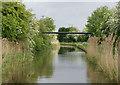 SO9161 : Pipe Bridge, Shernal Green by Pierre Terre