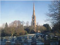 SO9969 : St Bartholomew's Church - 2 by Trevor Rickard