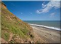 TA2244 : Mappleton Cliff by Paul Harrop